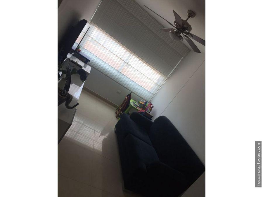se vende apartamento en buenavista primer piso