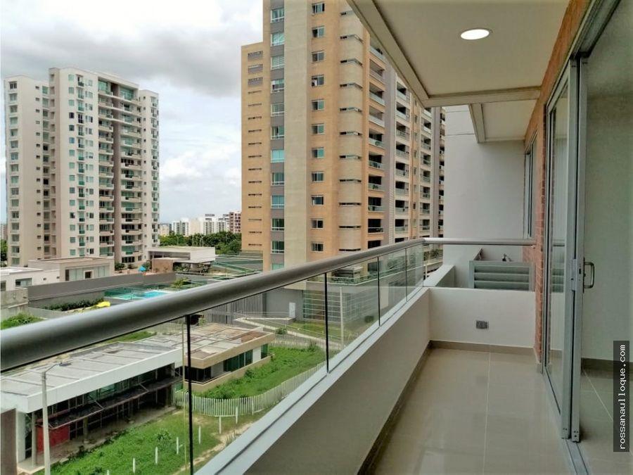 vendo apartamento en conjunto en sector de mayor valorizacion