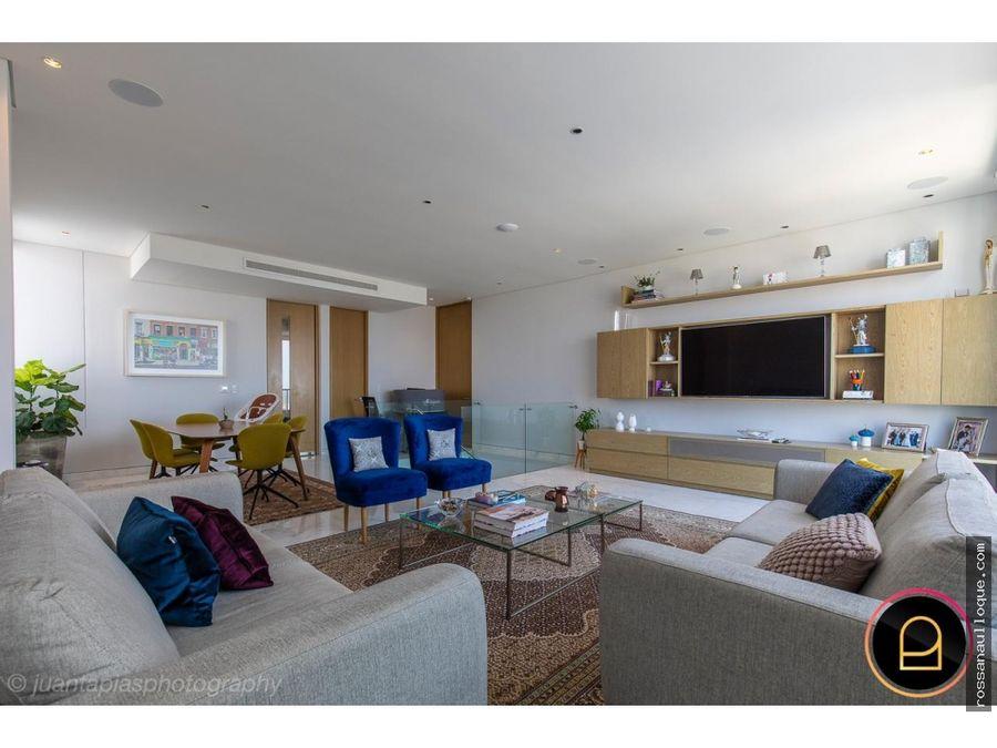 venta de apartamento duplex en zona del golf