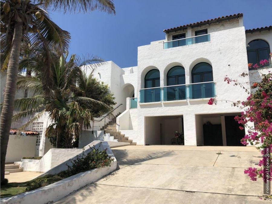 se vende casa de playa en pradomar