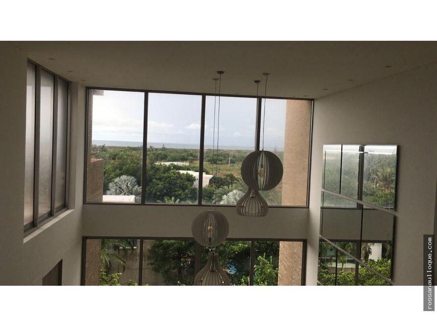 venta de penthouse duplex en lagos de caujaral