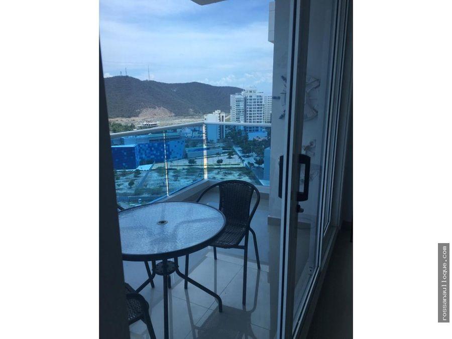 venta de apartamento en sector de playa salguero