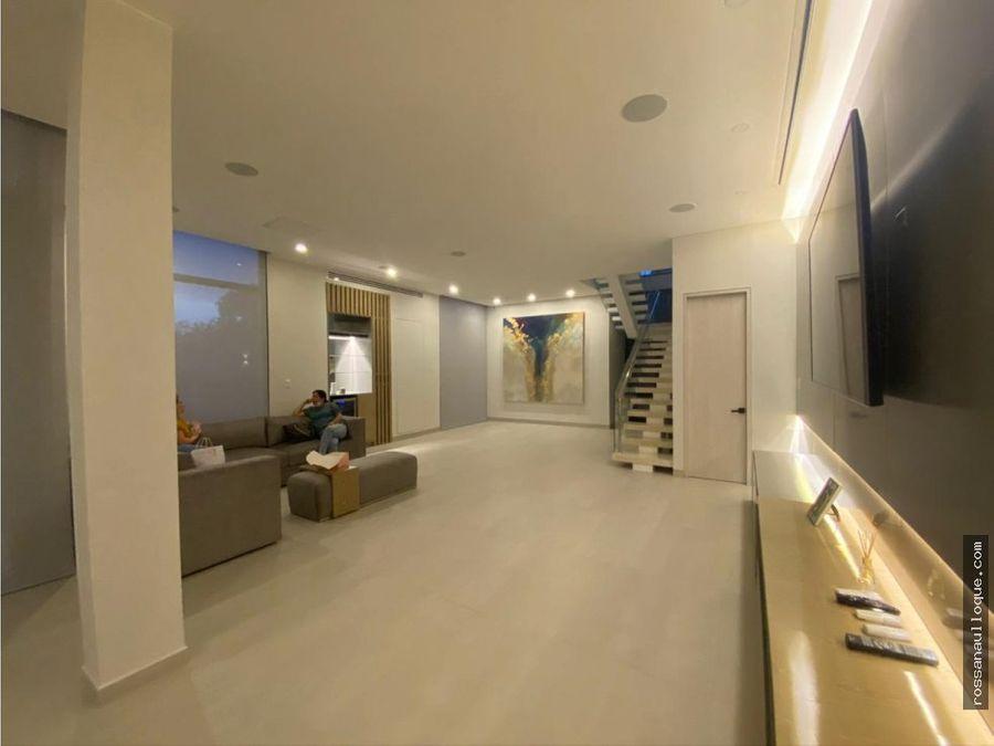 venta de casa en sector de pradomar puerto colombia