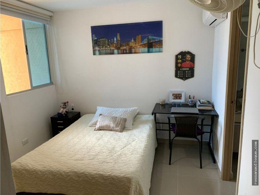 venta de hermoso apartamento en villa campestre