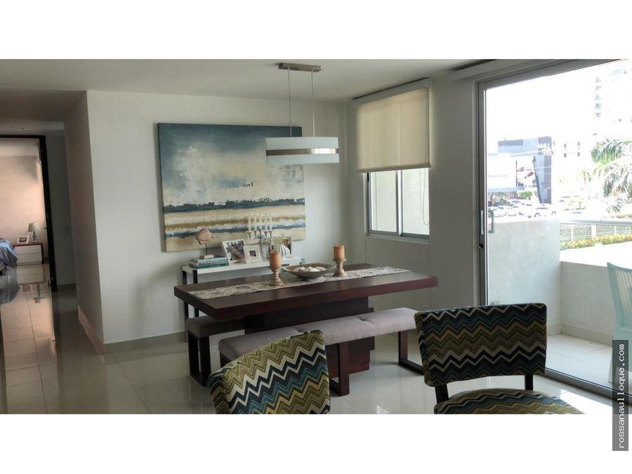 venta de apartamento en sector de buenavista