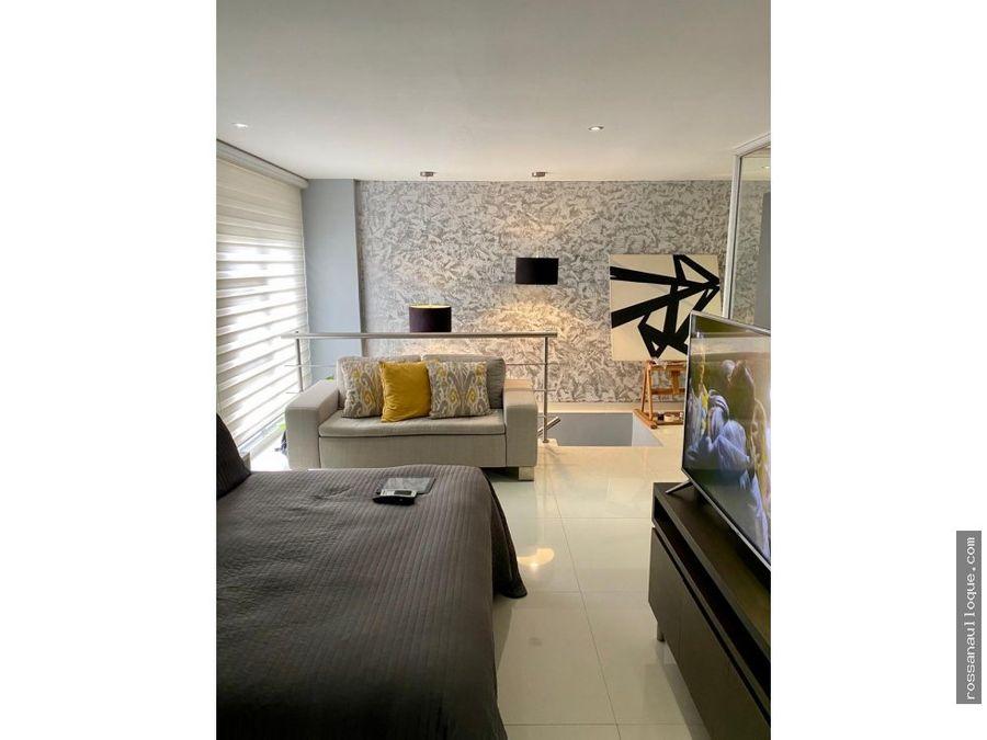 vendo espectacular apartamento duplex en zona norte