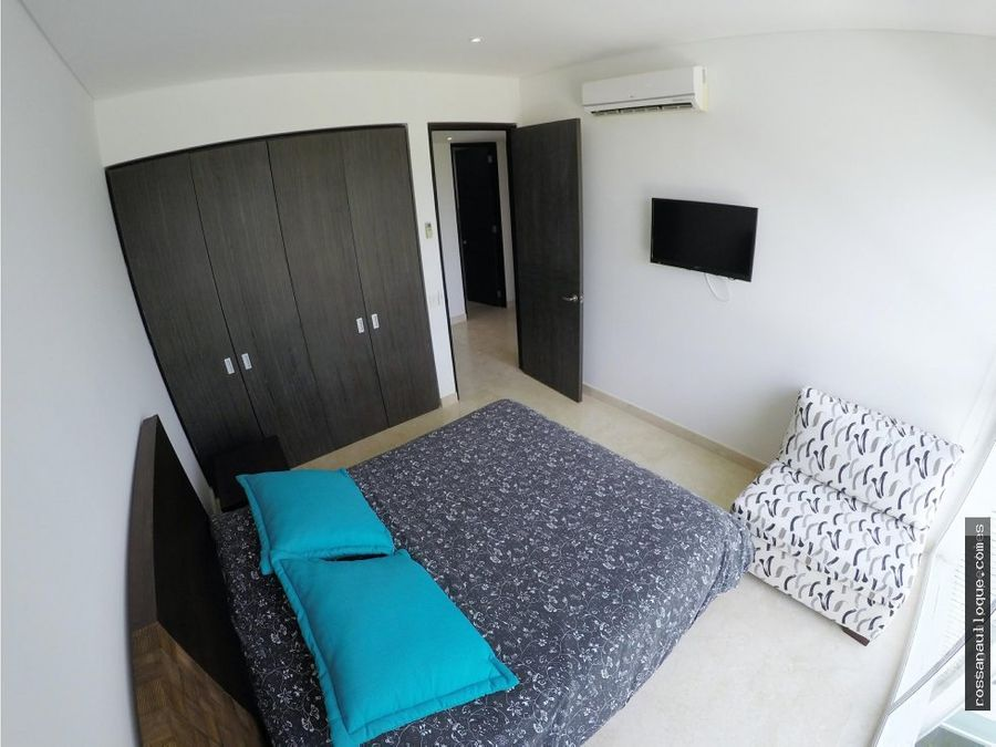 se vende apartamento en karibana cartagena