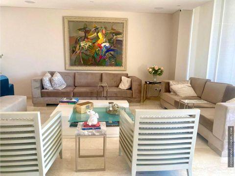 venta de apartamento en sector de club caujaral