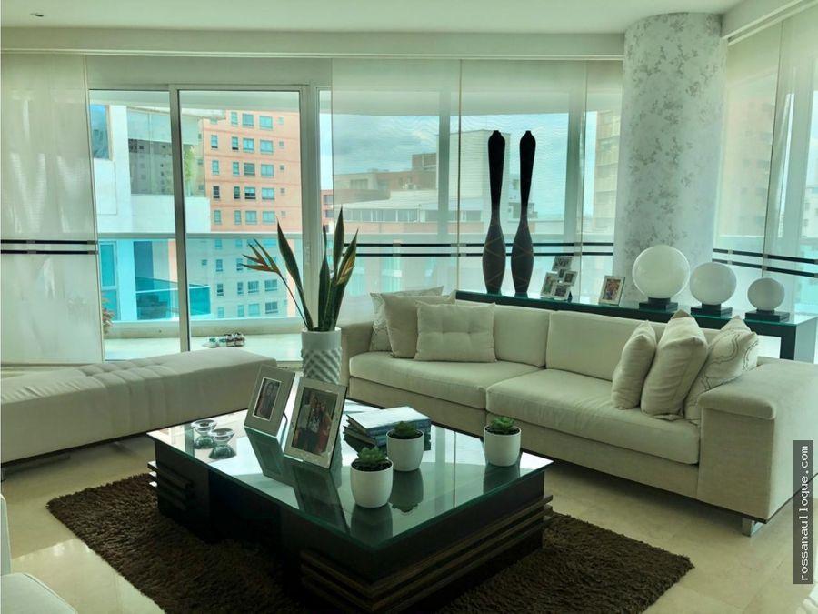 vendo espectacular apartamento en el barrio el golf