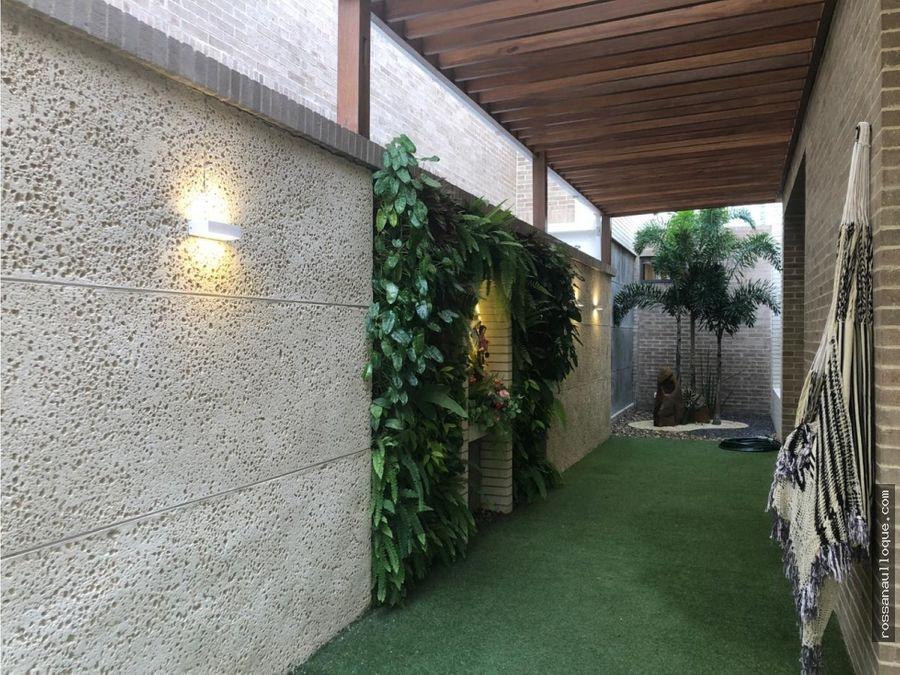 vendo casa conjunto en sector de villa campestre