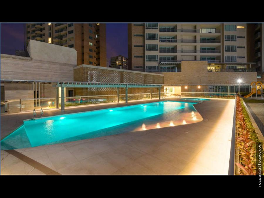 vendo excelente apartamento estrenar piso alto mirando al rio