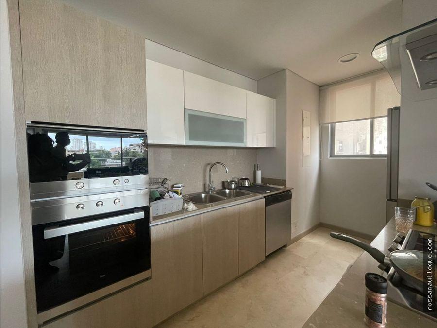 vendo espectacular apartamento en buen sector de la ciudad
