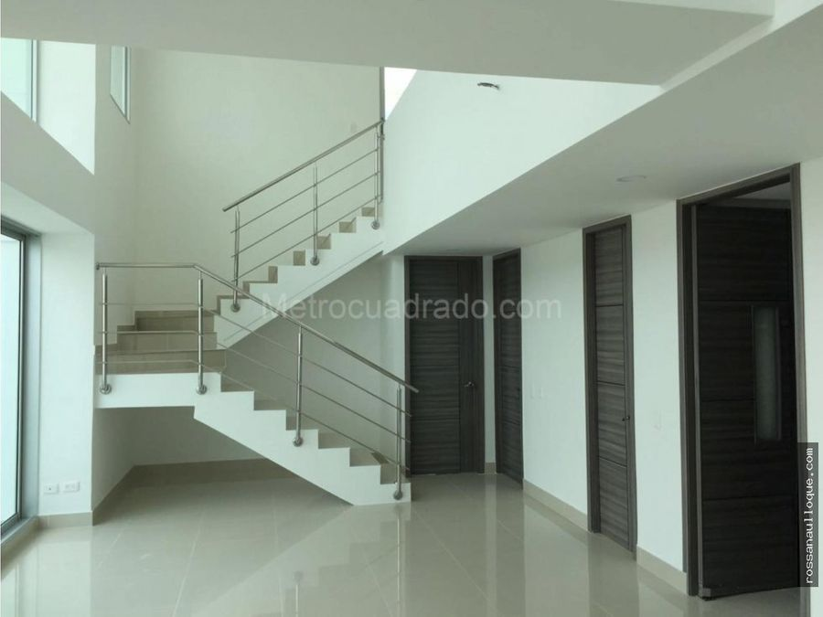 se vende penthouse en villa santos