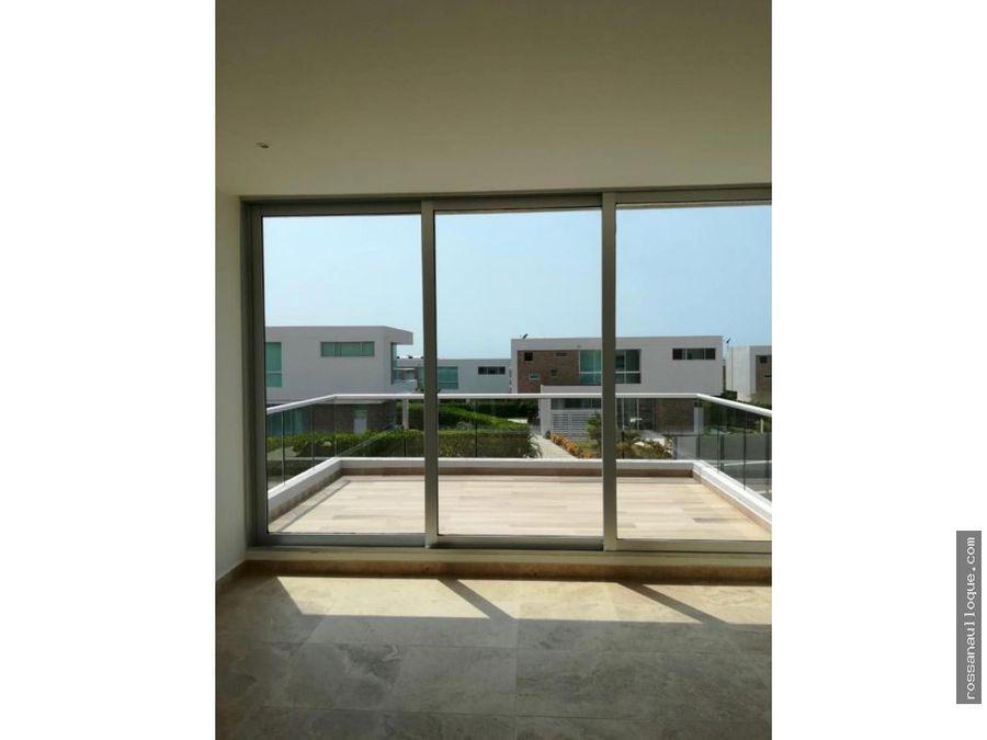 venta de espectacular casa en condominio agua marina beach resort