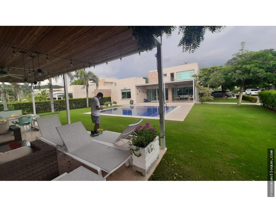venta de casa playa en aguamarina beach resort