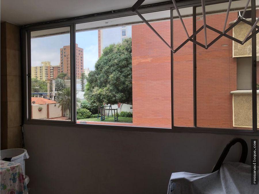 se vende apartamento en alto prado