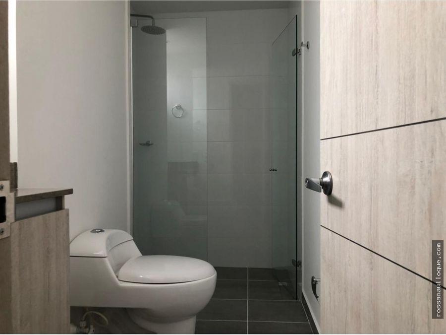 arriendo apartamento en sector de portal de genoves