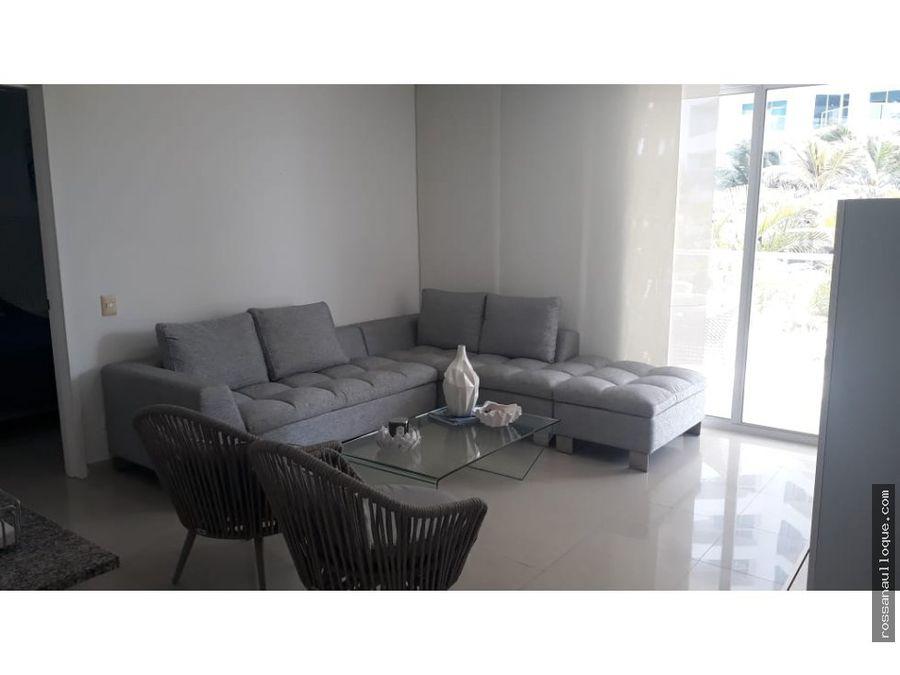 venta de hermoso apartamento