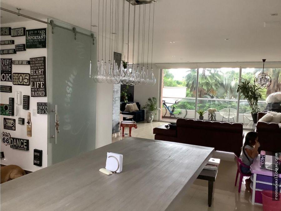 venta de apartamento en sector de mayor valorizacion