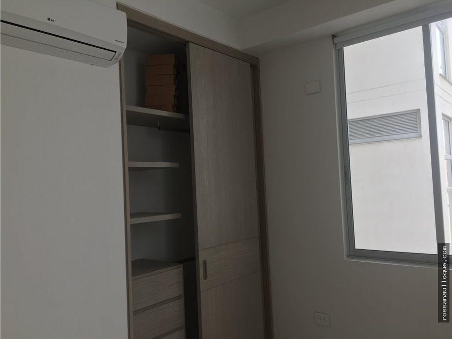 se arrienda apartamento en alto prado