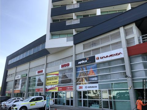 se vende local comercial primer piso via 40
