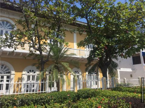 exclusiva casa republicana de lujo en cartagena