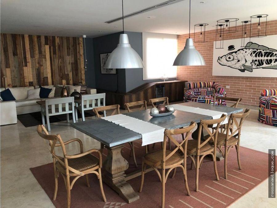 se vende hermoso apartamento sector alto prado