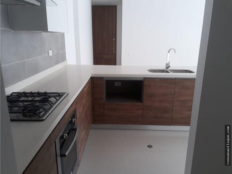 se vende apartamento en sector alto prado
