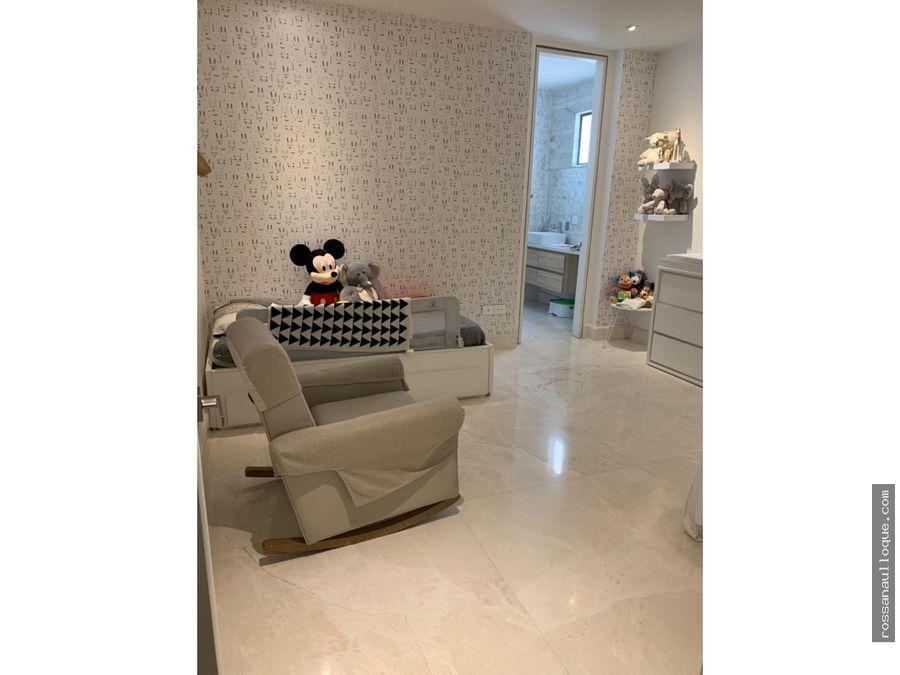 venta de hermoso penthouse de lujo