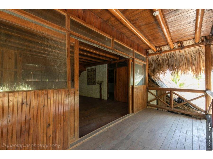 vendo casa campestre en sector de tubara