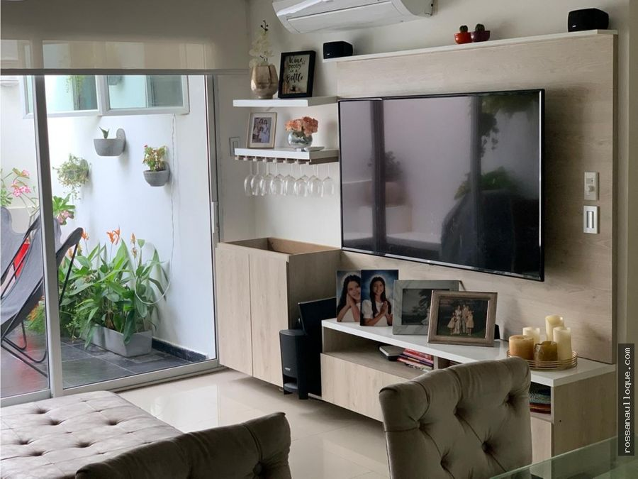 venta de casa conjunto en sector de villa campestre