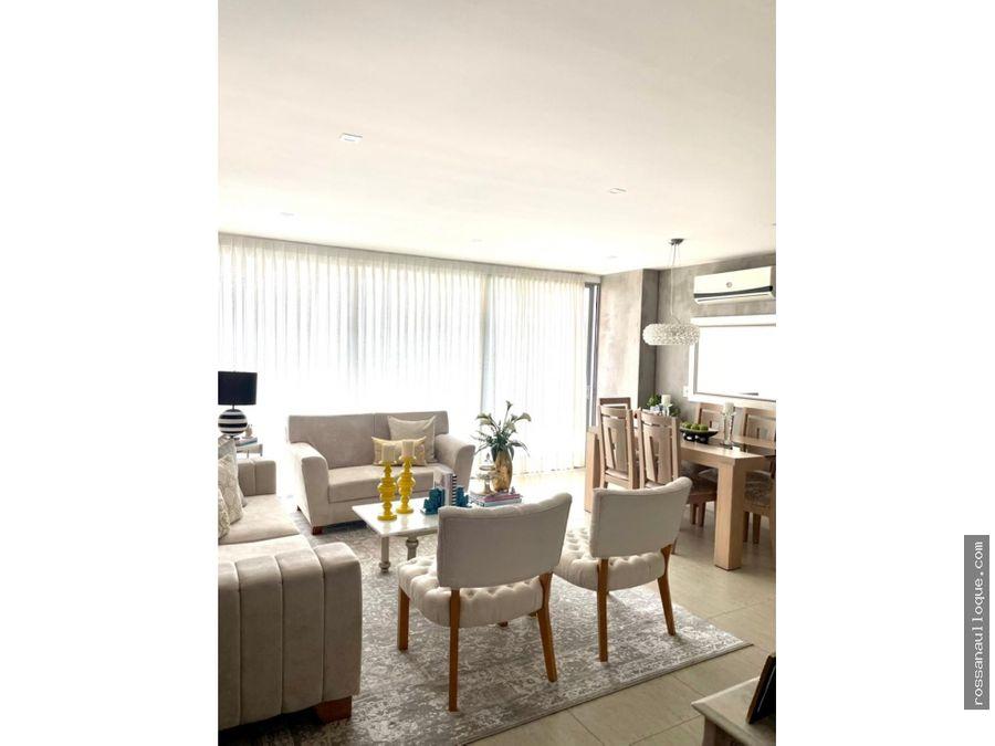 venta de apartamento en sector de benavista