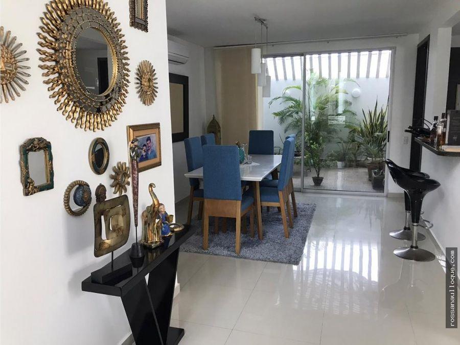 venta de casa conjunto en buen sector de la ciudad