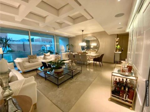 venta de apartamento de lujo en sector de buenavista
