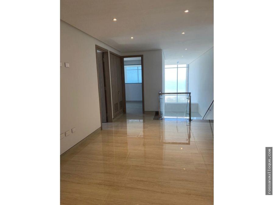 venta de apartamento duplex en sabanilla