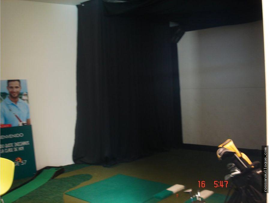 se vende apto en el golf