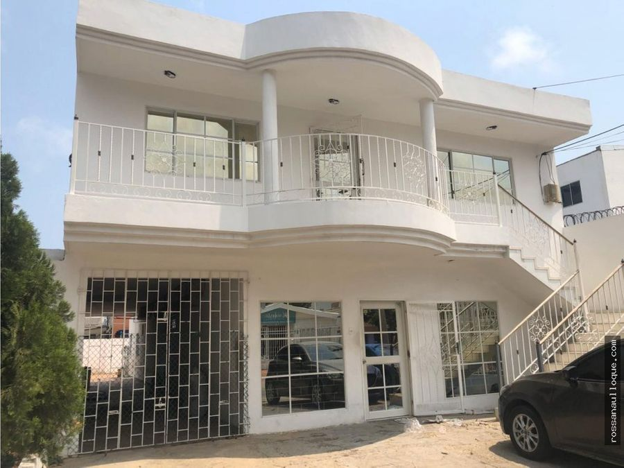 venta de casa comercial en barrio concepcion