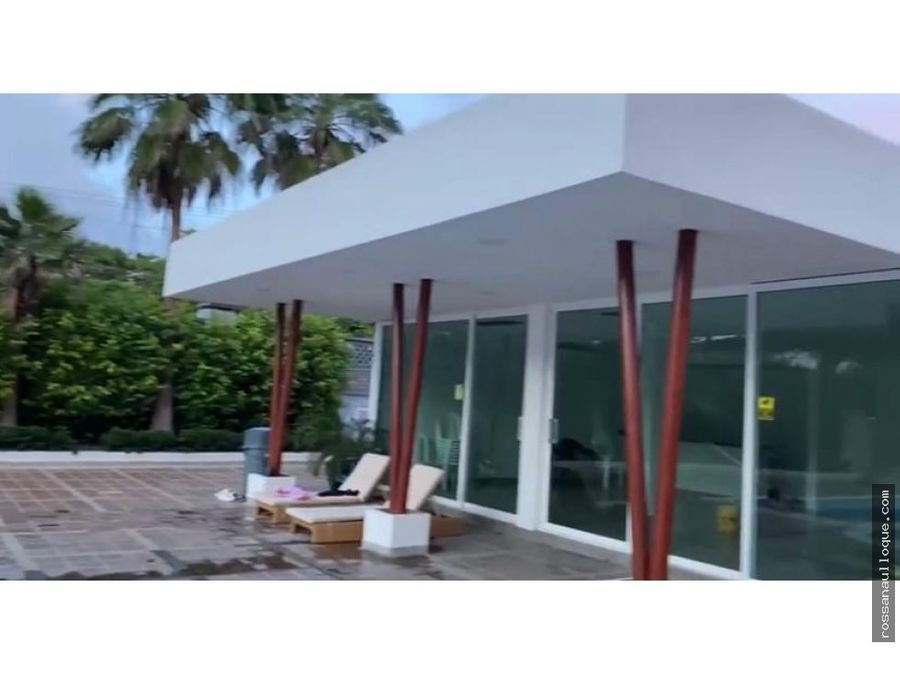 venta de casa conjunto en sector de villa santos