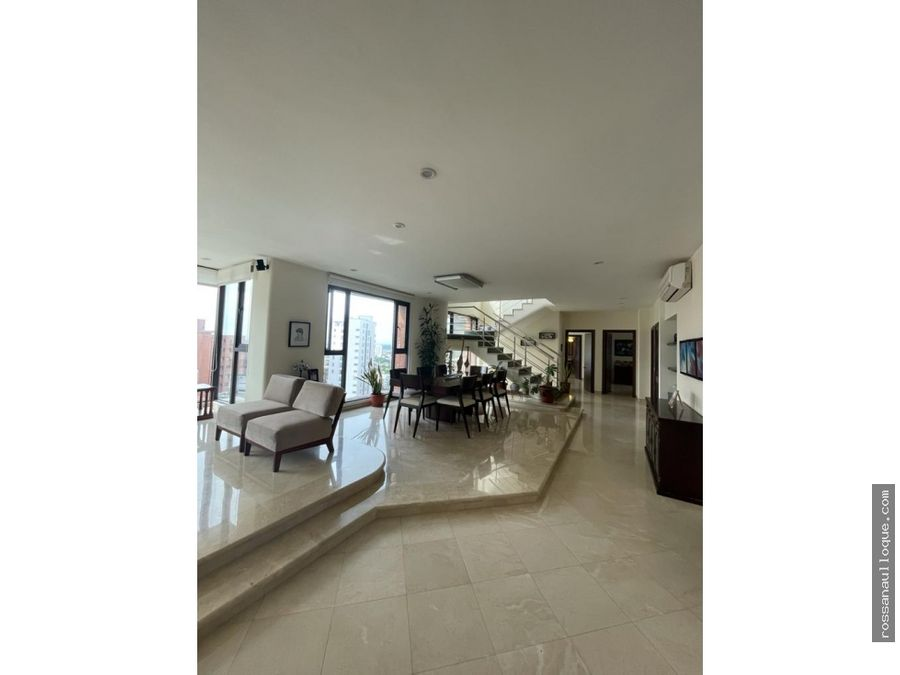 venta de penthouse duplex en buen sector de la ciudad