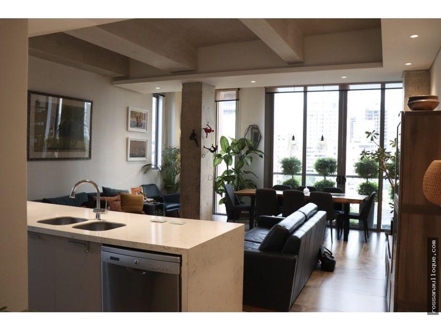 se vende penthouse en sector alto prado