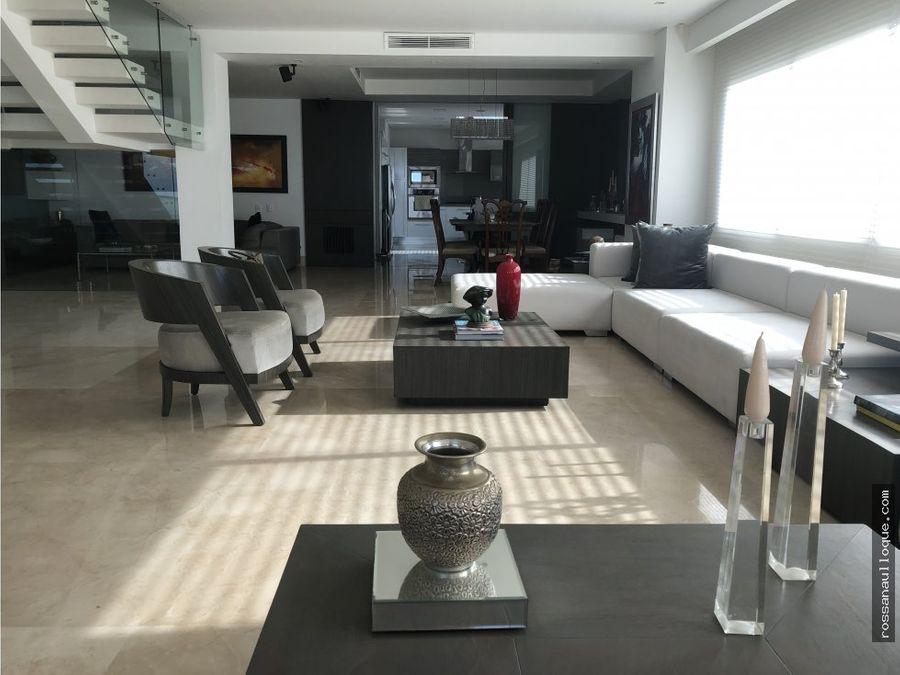 se vende penthouse en sector buenavista