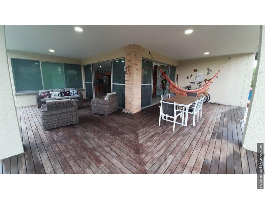venta de hermosa casa en aguamarina