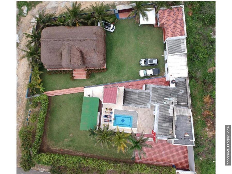 vendo cabana en puerto colombia