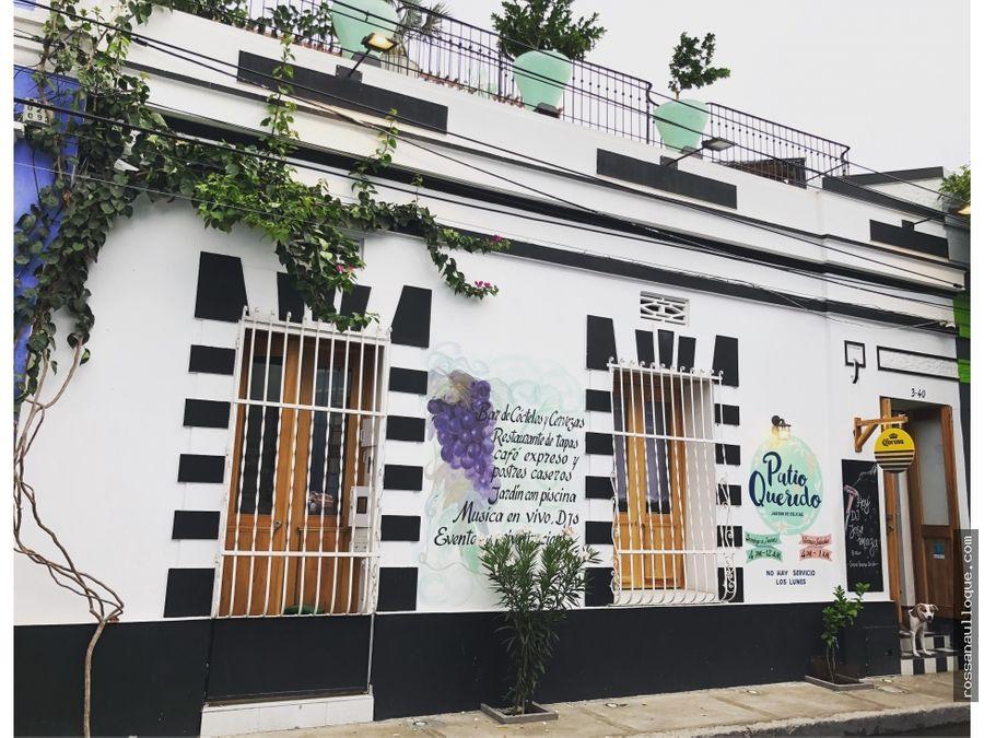 venta de edificio en zona centro de santa marta