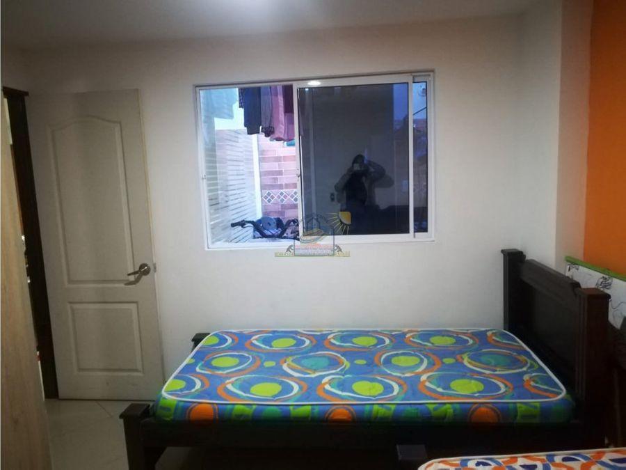 apartamento interno cerca a la autopista barrio la dalia