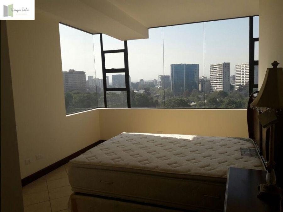 apartamento en venta zona 10 milenia