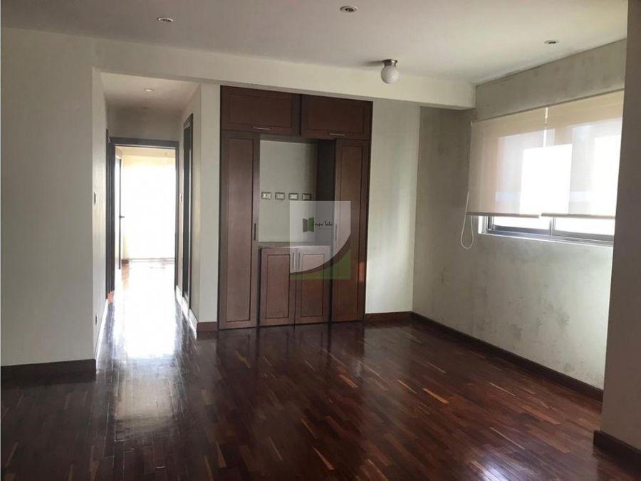 apartamento en venta zona 15 casa alhambra