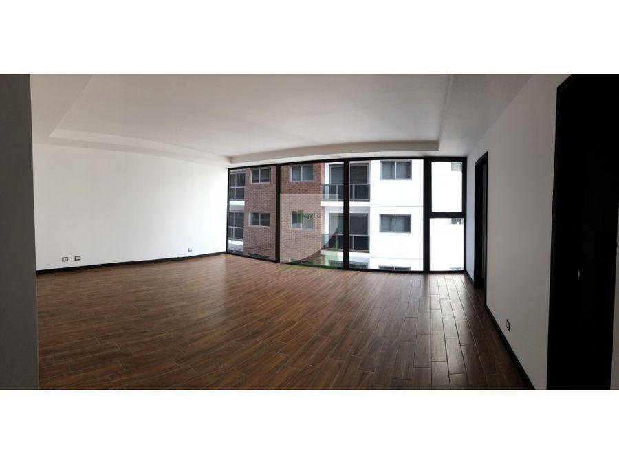 apartamento en venta zona 15 el doral