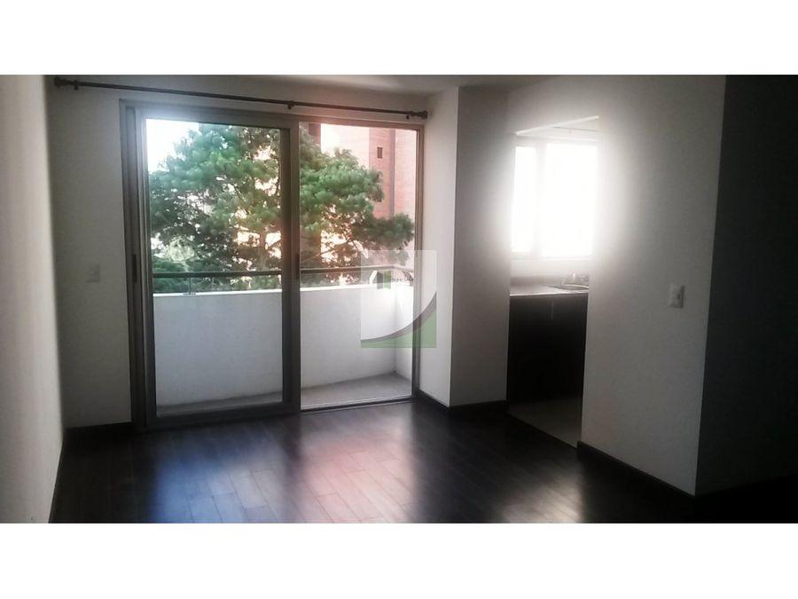 apartamento en renta zona 14 attica ii