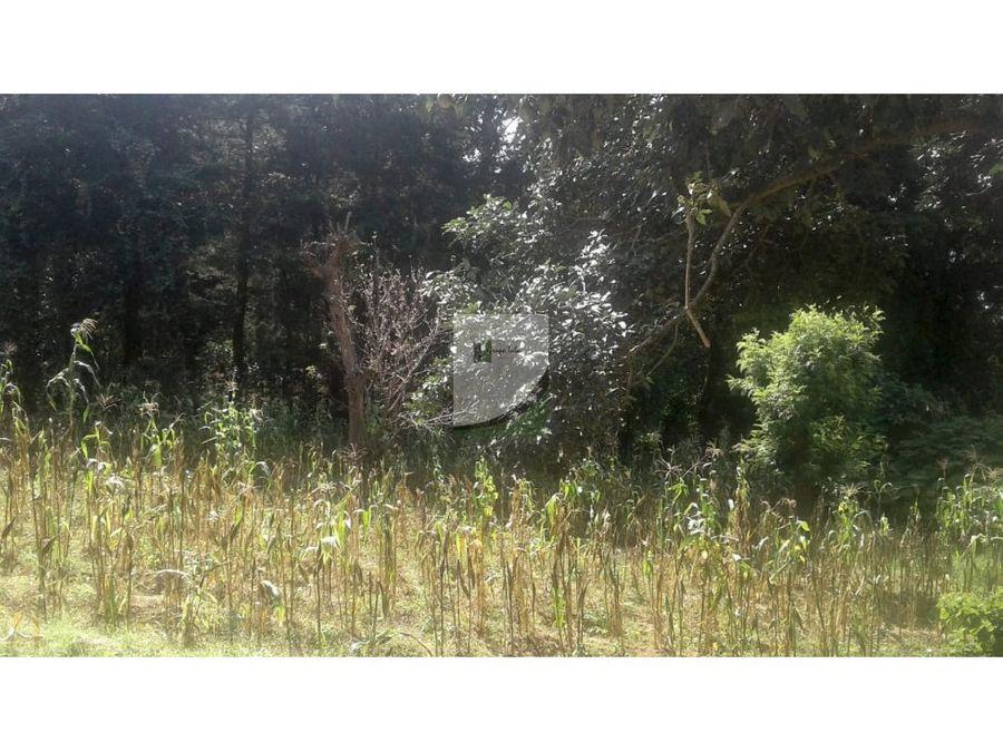 terreno en venta lotificacion matilandia santa lucia milpas altas
